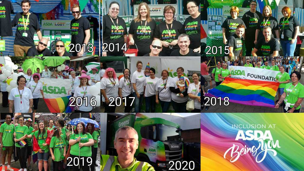 Supporting Pride | Asda Boston