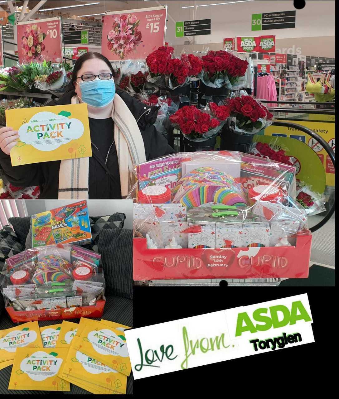Fun activities for Glencroft Community Hall | Asda Toryglen