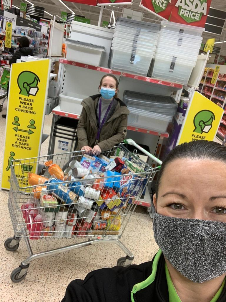 Family support in the community   Asda Dundee Kirkton