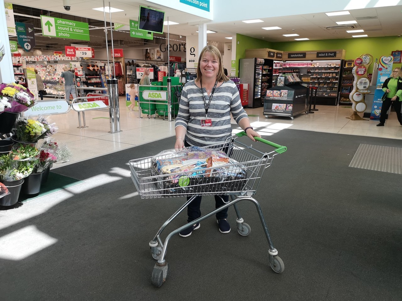 Supporting our teachers | Asda Long Eaton