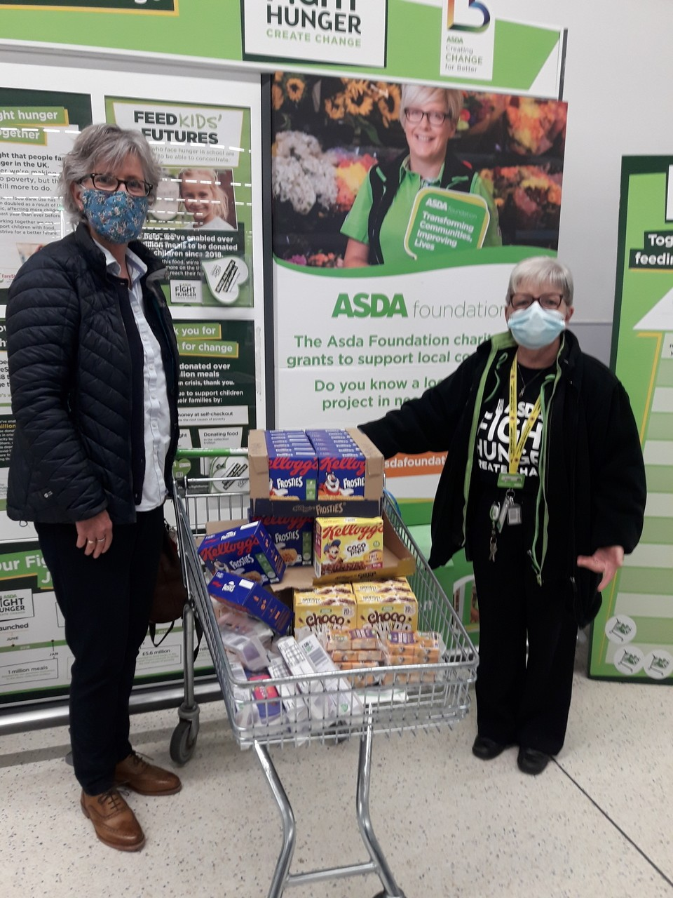 Fighting hunger by helping local school breakfast clubs | Asda Hereford