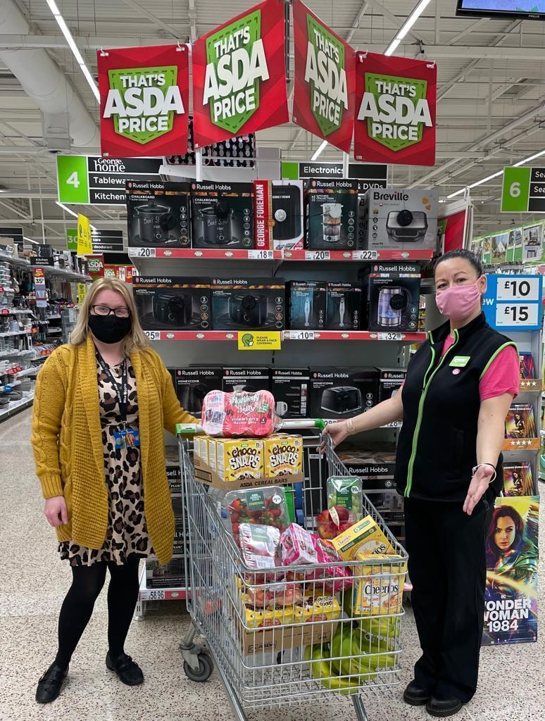 Fruit for all | Asda Dundee Kirkton