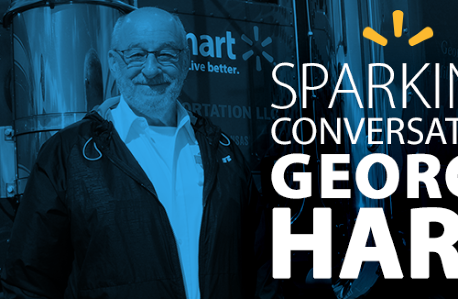 Sparking Conversation - George Hart lead image