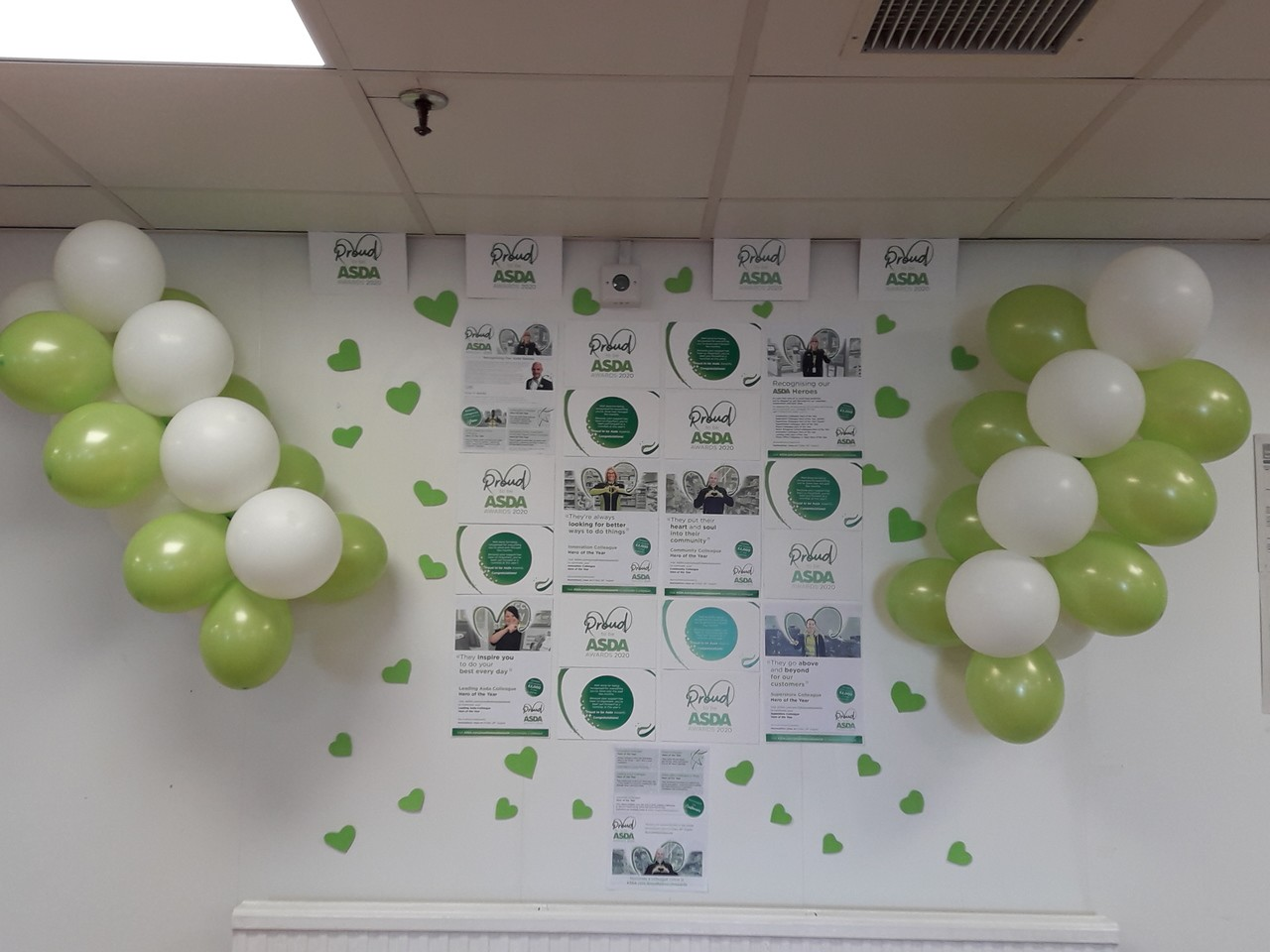 Proud to be Asda Awards | Asda Middleton Park