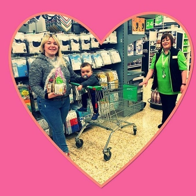 A little thank you for local NHS worker | Asda Cramlington