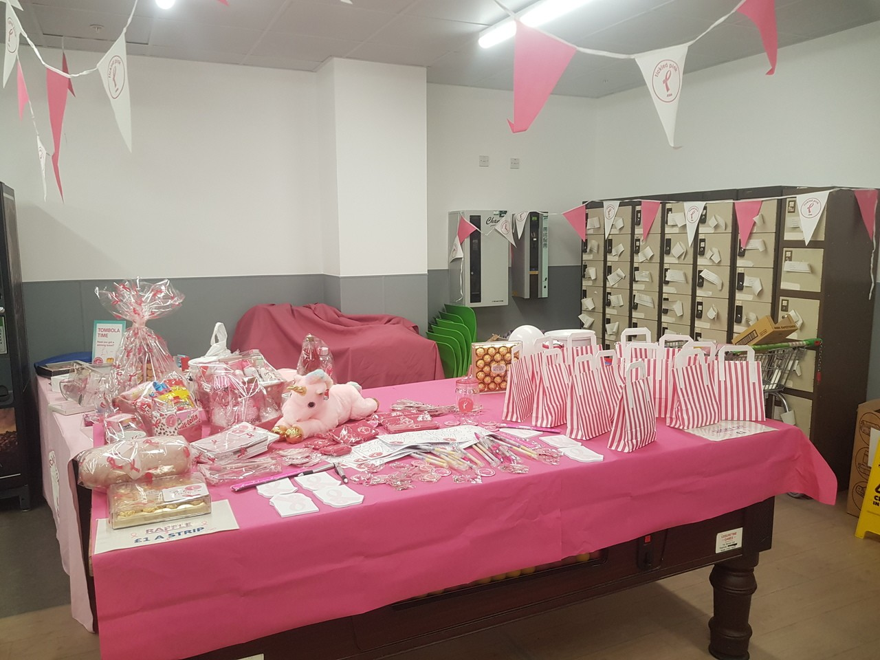 Tickled Pink Celebrations in the Heath | Asda Small Heath