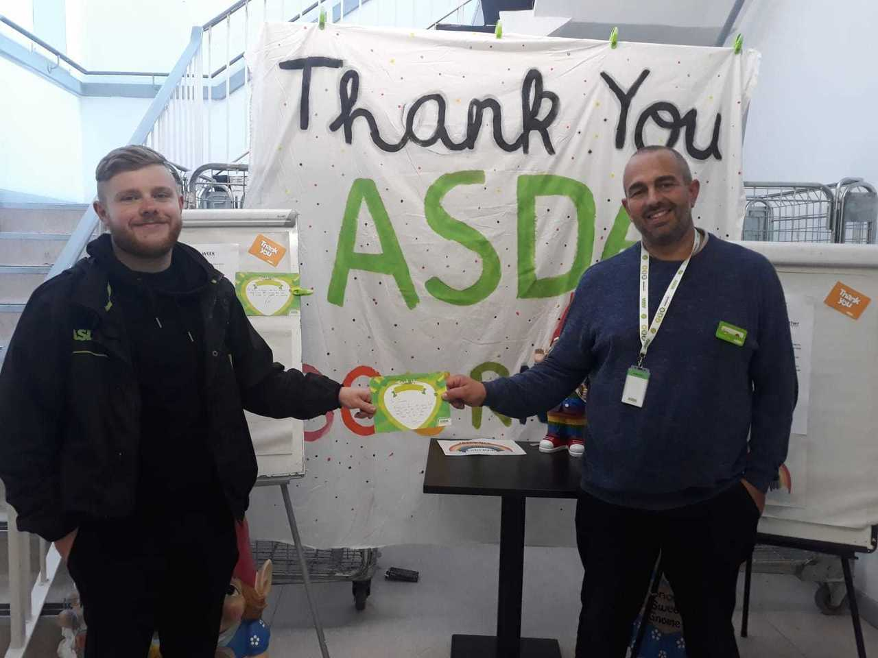 Thanks to our fab colleagues | Asda Bournemouth