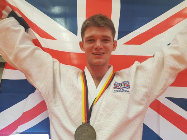 Judo champion Tom Mawdsley from Asda South Woodham Ferrers hopes to compete at the Paralympics