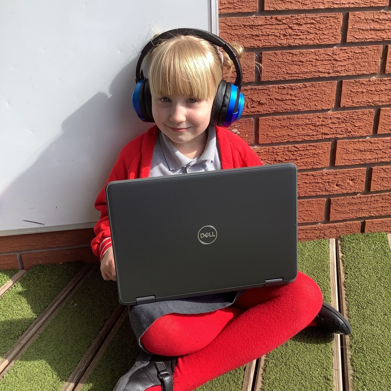 New laptops for Chesterton Primary | Asda Wolstanton