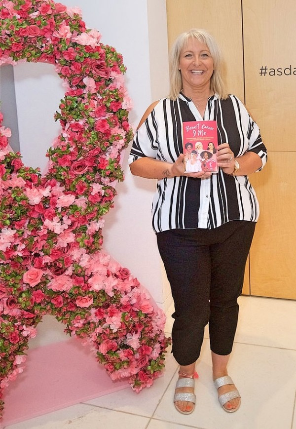 Asda Living Hull colleague Jacqui proud to be 'ambassador' for Tickled Pink