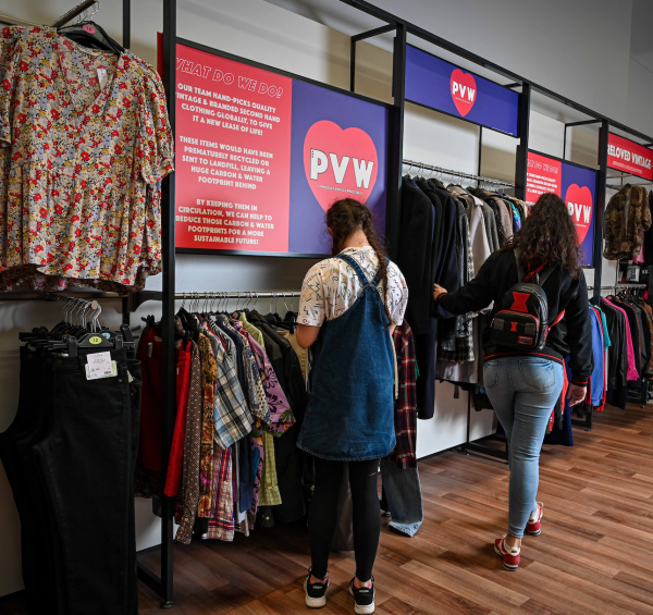 George at Asda launches new pre-loved vintage range