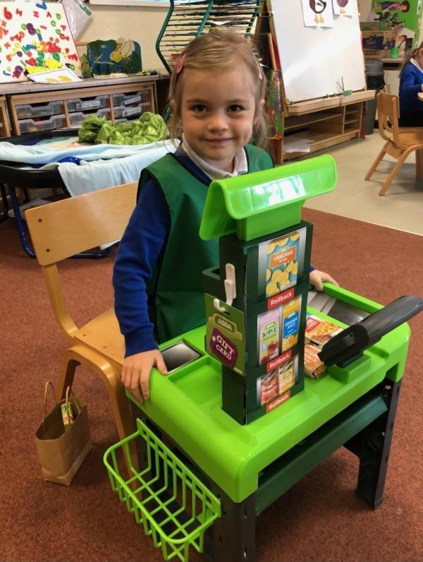 Twyn nursery and school mini Asda