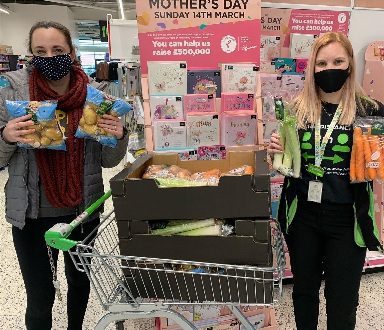 New idea from Baby Bank Tendring  | Asda Clacton-on-Sea
