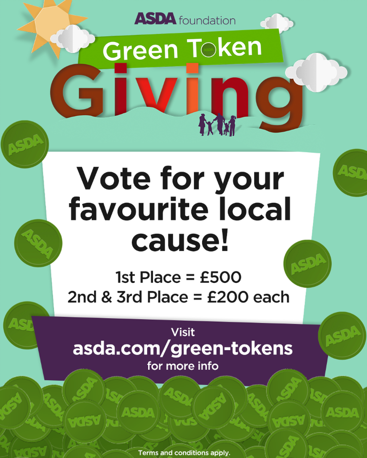 Digital green tokens launched | Asda Clydebank
