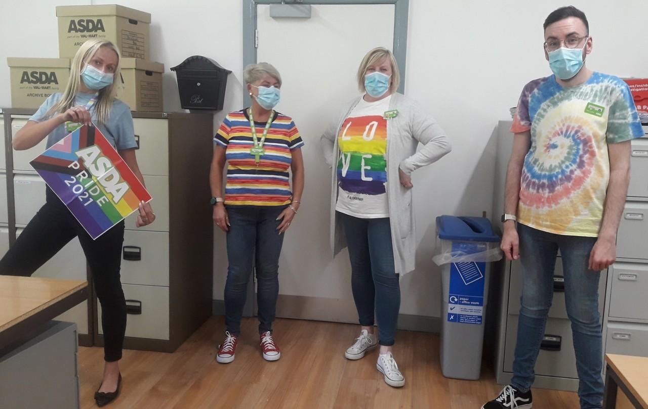 Asda Pride 2021 | Asda Newport