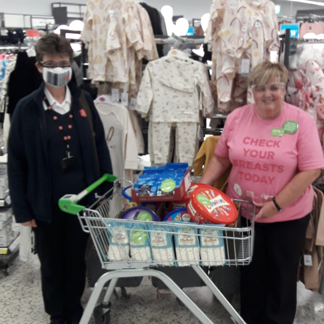 Salvation Army  | Asda Gosforth