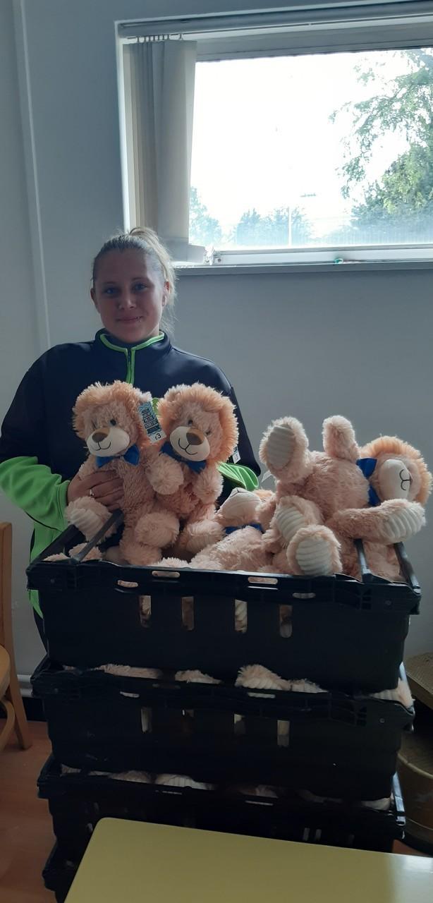 Hospital bears donation | Asda Tilbury