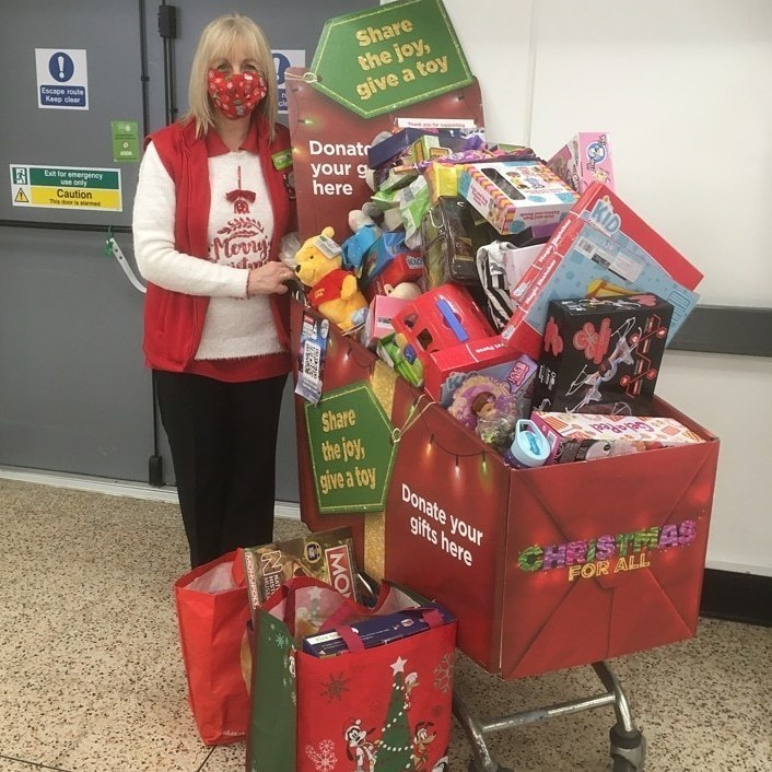 Mission Christmas Toy Appeal | Asda Dyce