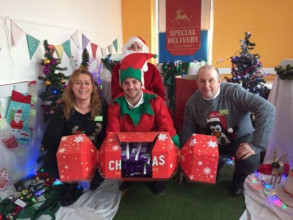 Cardiff Bay donation