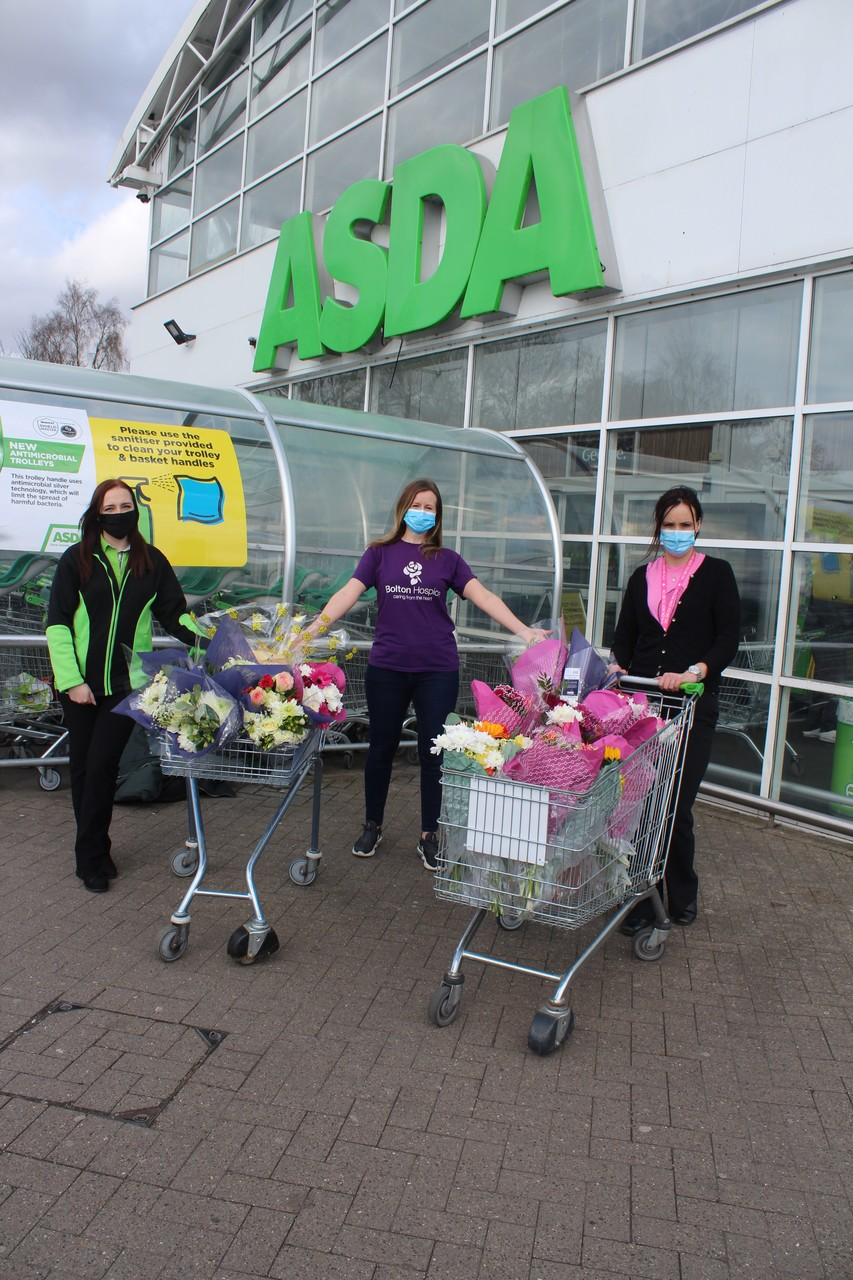 Supporting local hospice | Asda Bolton