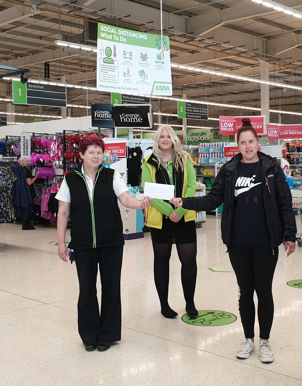 In memory of Lesley | Asda Hereford