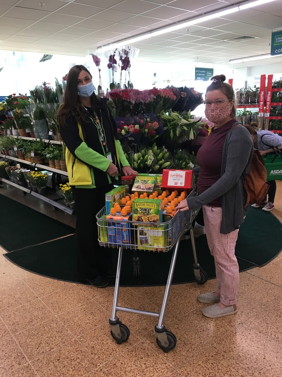 Store donations for Changes Bristol (mental Health charity) | Asda Longwell Green