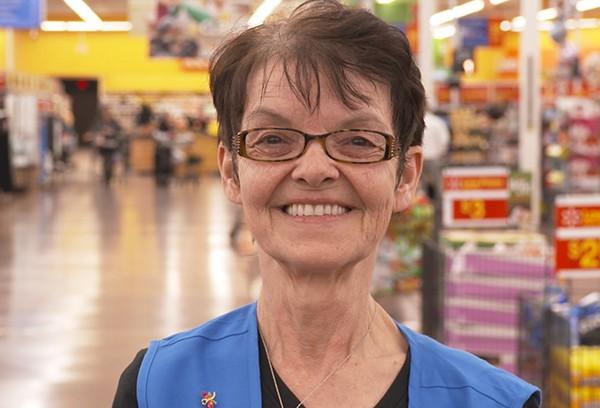 Walmart Canada Associate Ephie