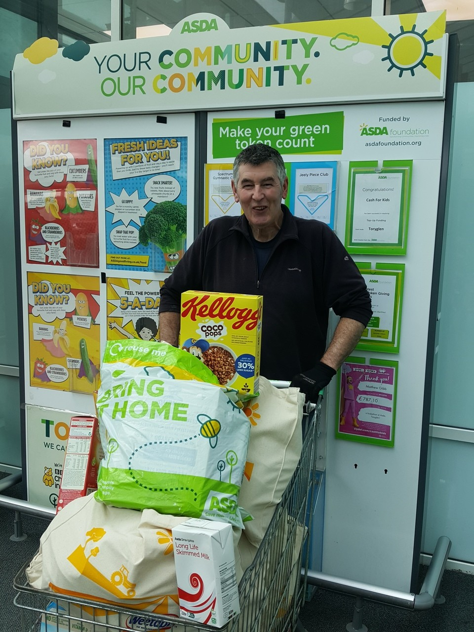 Customers make a difference | Asda Toryglen