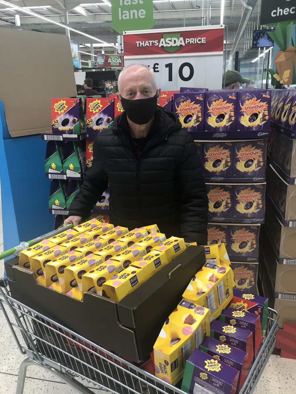 YZONE Easter egg hunt | Asda Portadown