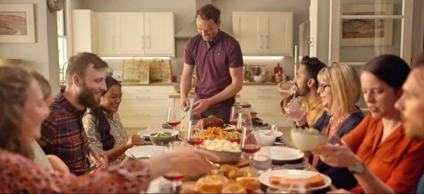 Colleagues star in new Asda Downton advert