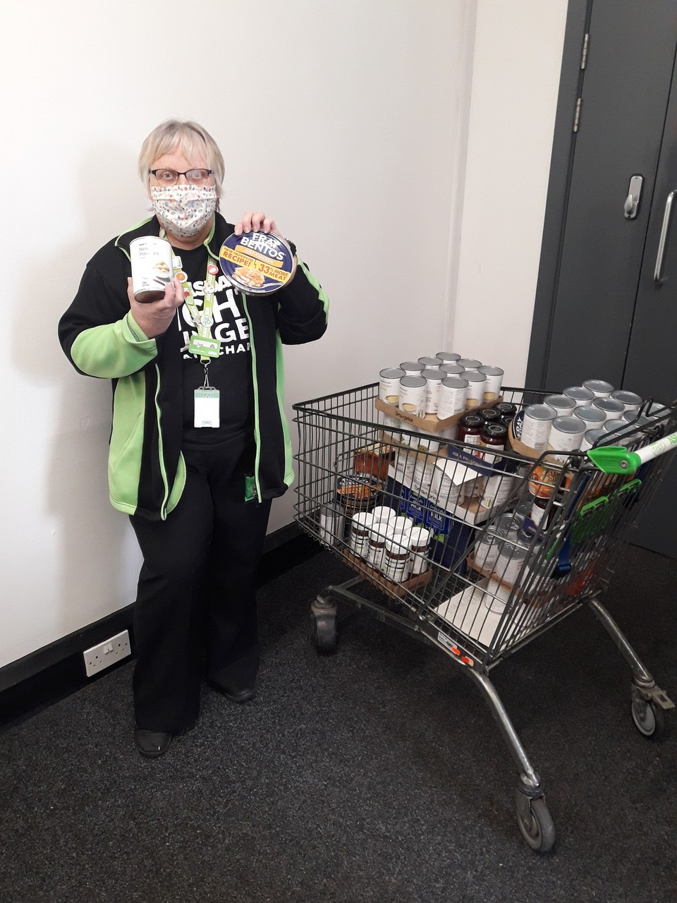 Supporting Thornaby feeding our local community  | Asda Thornaby