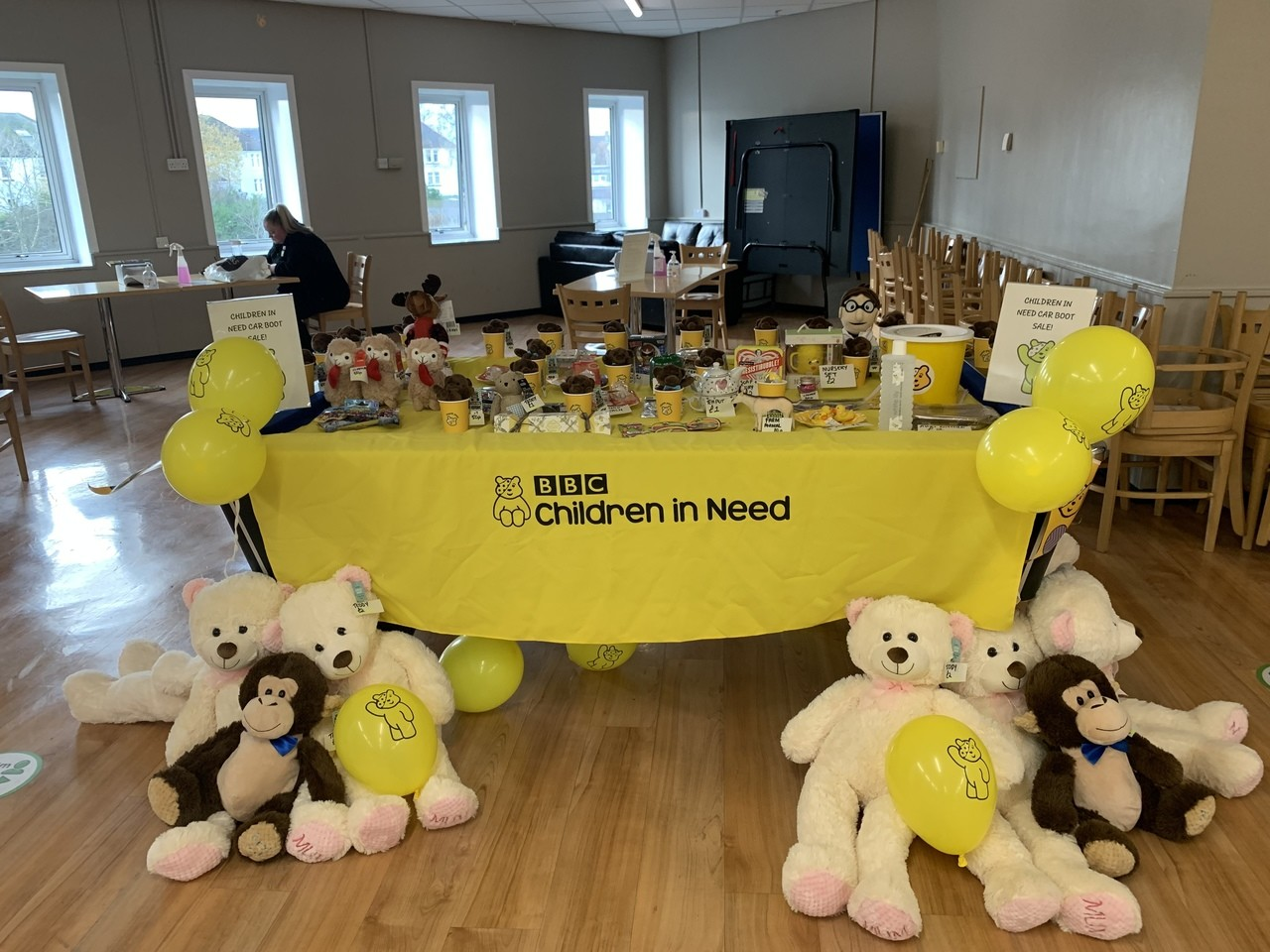 Supporting BBC Children in Need | Asda Newton Mearns