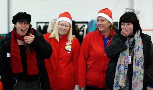 Asda Foundation £213,700 grant to Crisis at Christmas