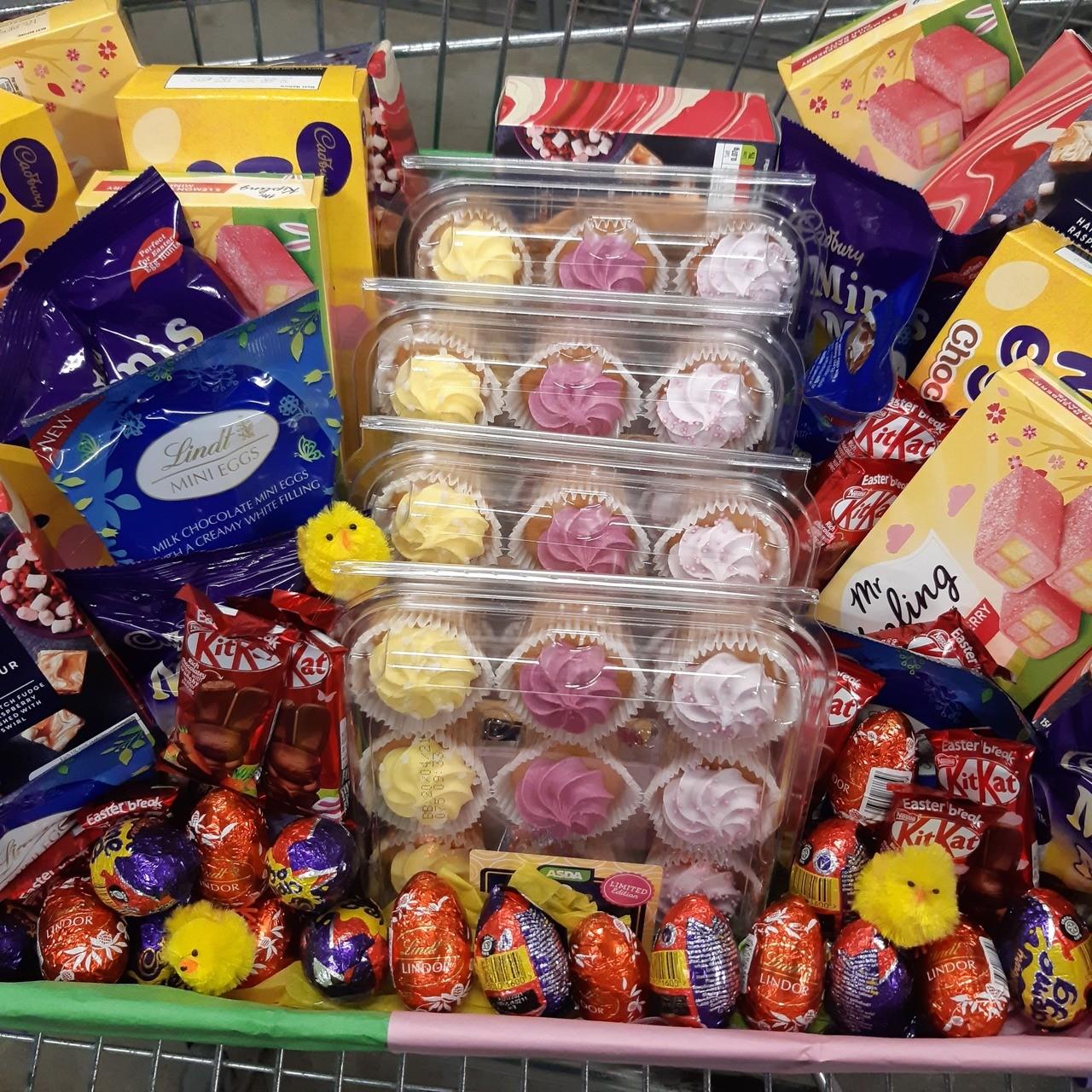 Easter Donation | Asda Glenrothes