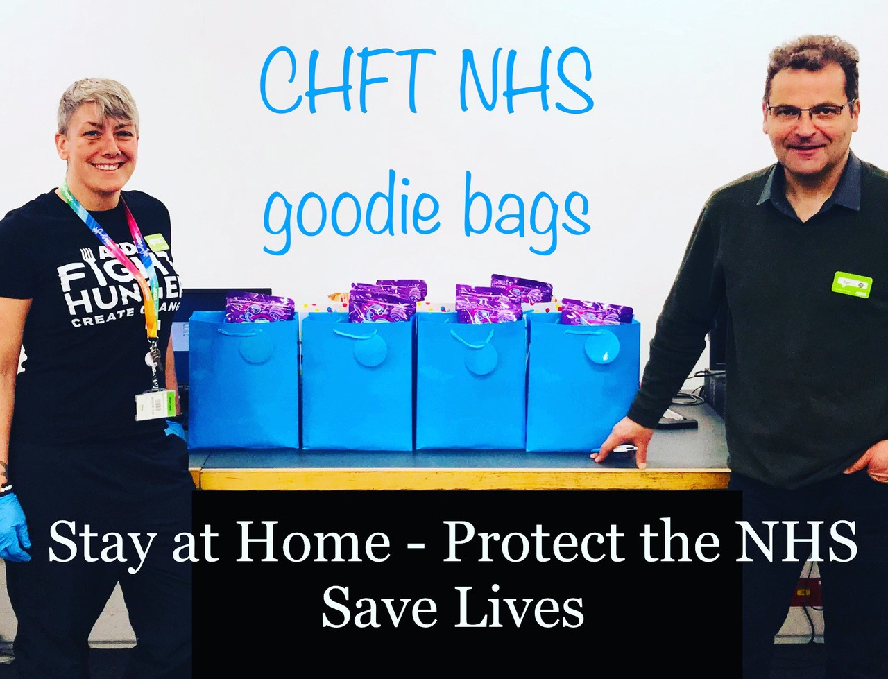 NHS goodies | Asda Halifax