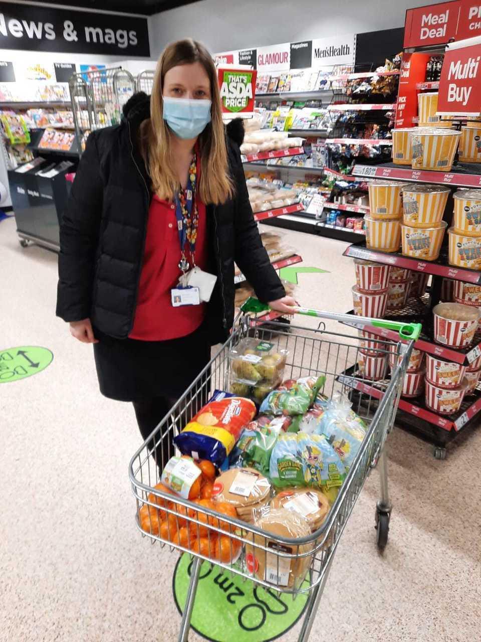 Donations | Asda Peterhead