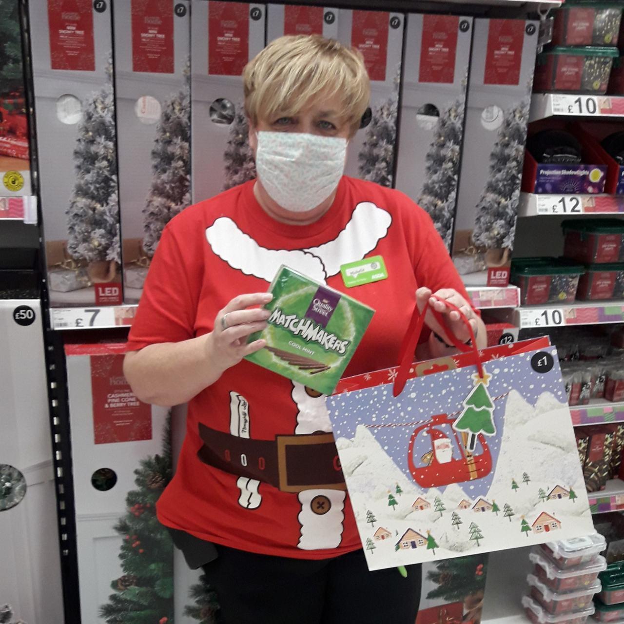 Christmas in a bag | Asda Gosforth
