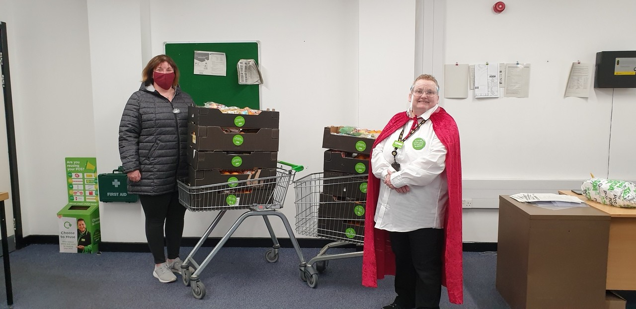 Sefton Children's Trust donation | Asda Southport
