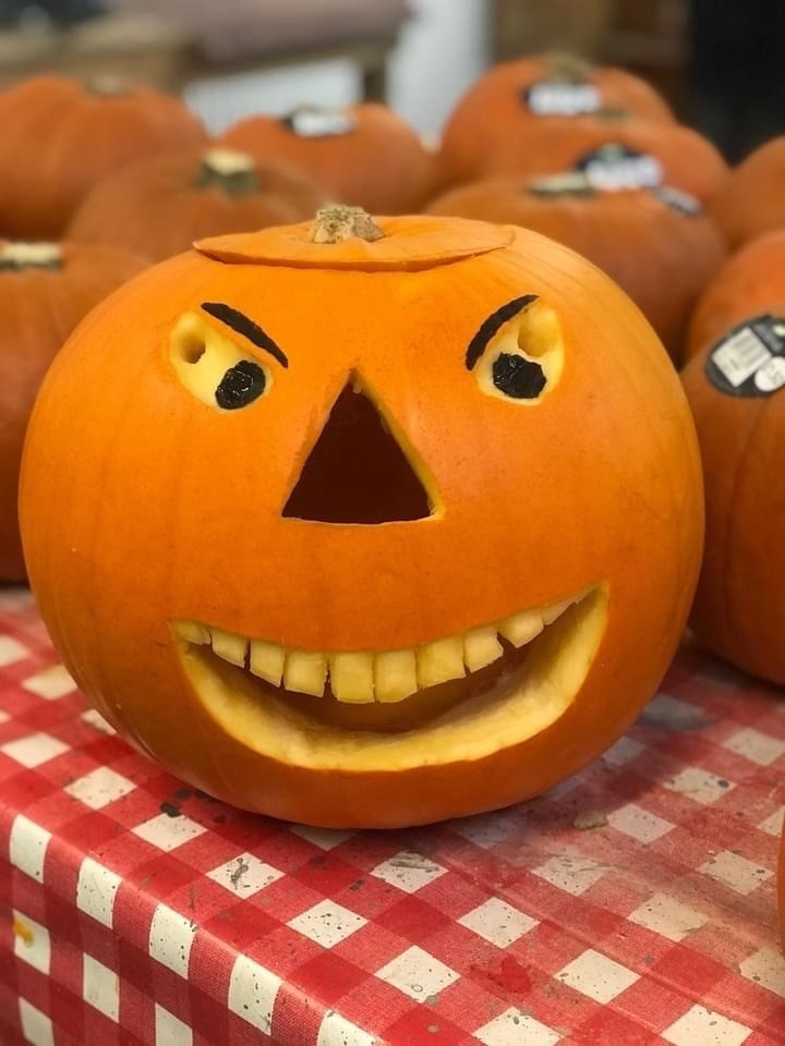 Pumpkin carving fun | Asda Downpatrick