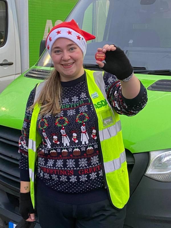 Hannah Johnson from Asda Yeovil