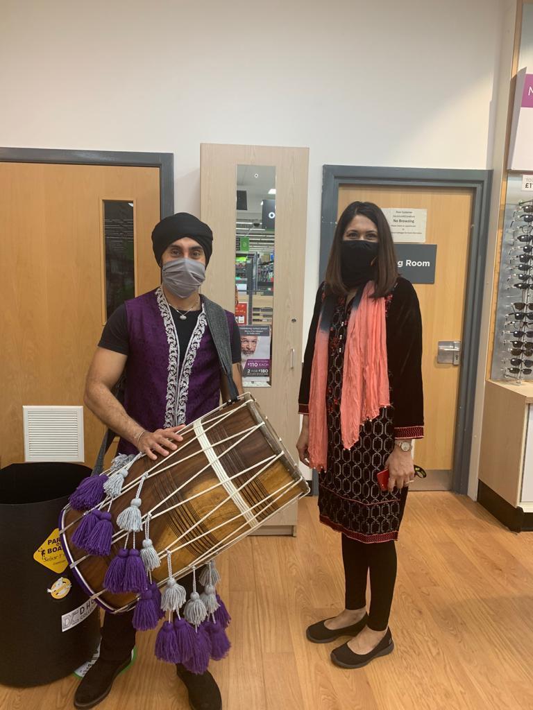 Diwali celebration | Asda Slough