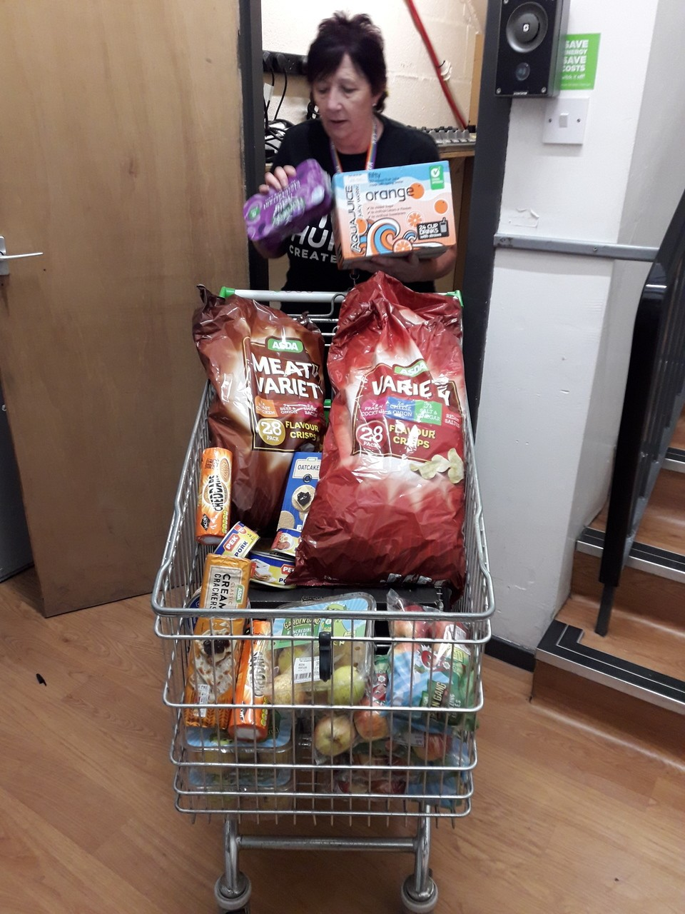 Community project donation | Asda Middleton Park