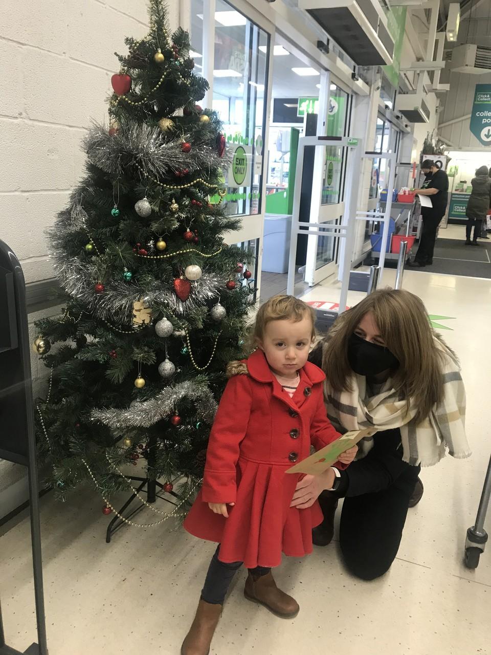 Special Christmas Card from Little Gems Nursery | Asda Gillingham