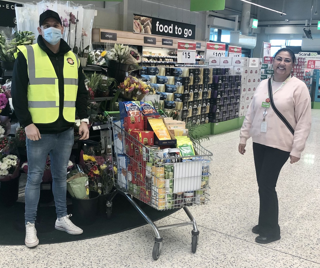 Helping the most vulnerable in our community | Asda Leicester Abbey Lane