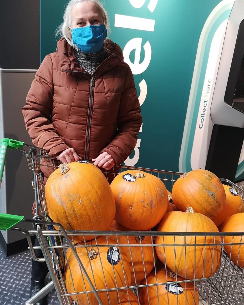 Smashing pumpkins | Asda Elgin