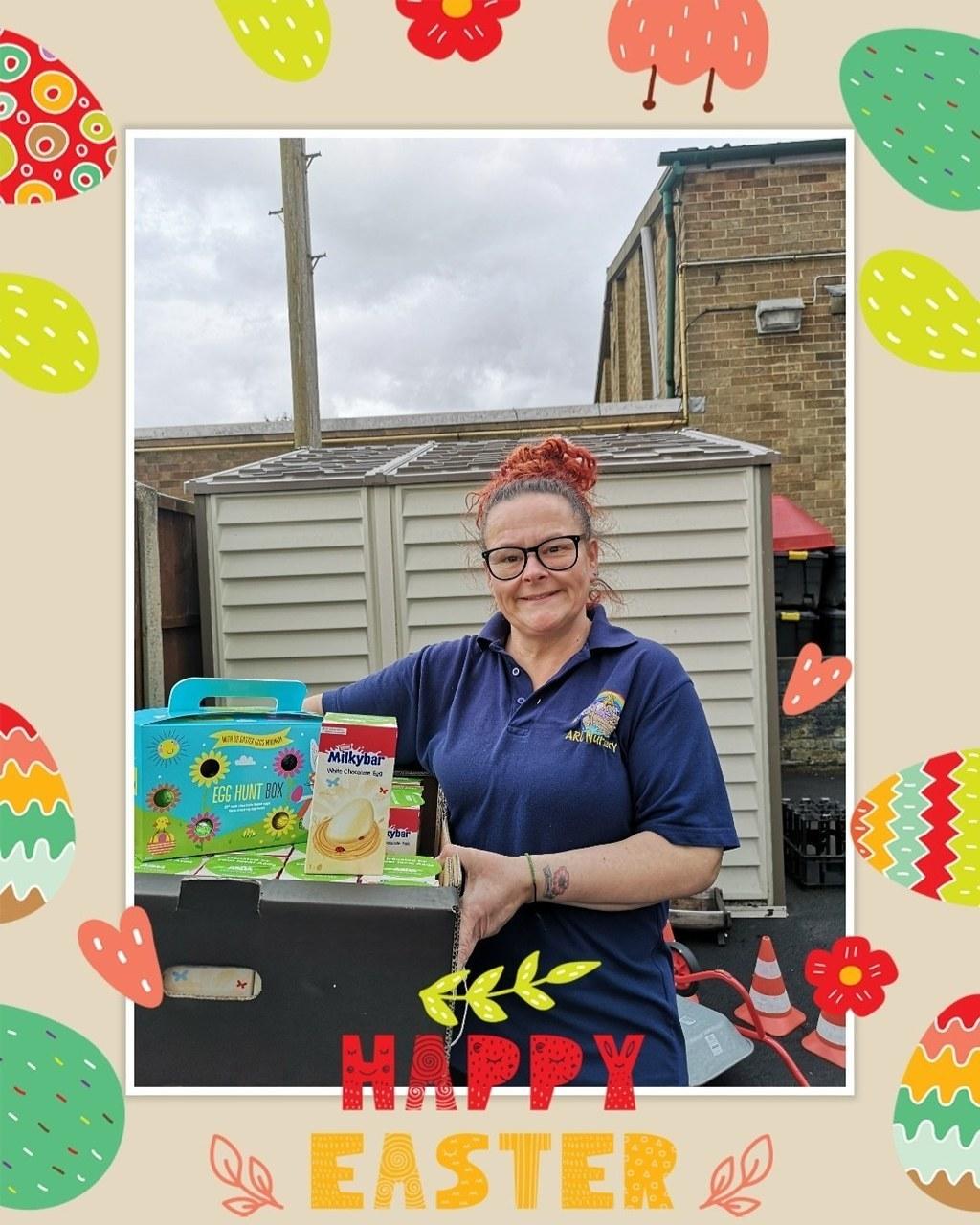 Easter donation | Asda Luton