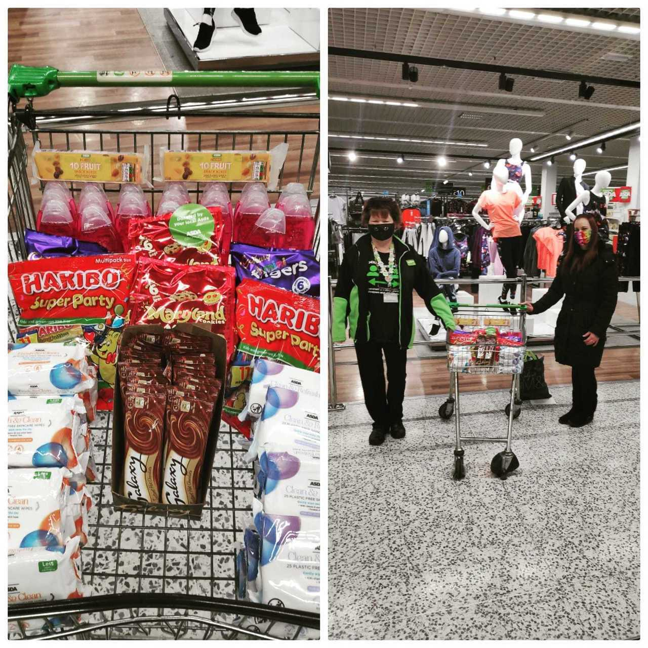 Playskill donation  | Asda Watford