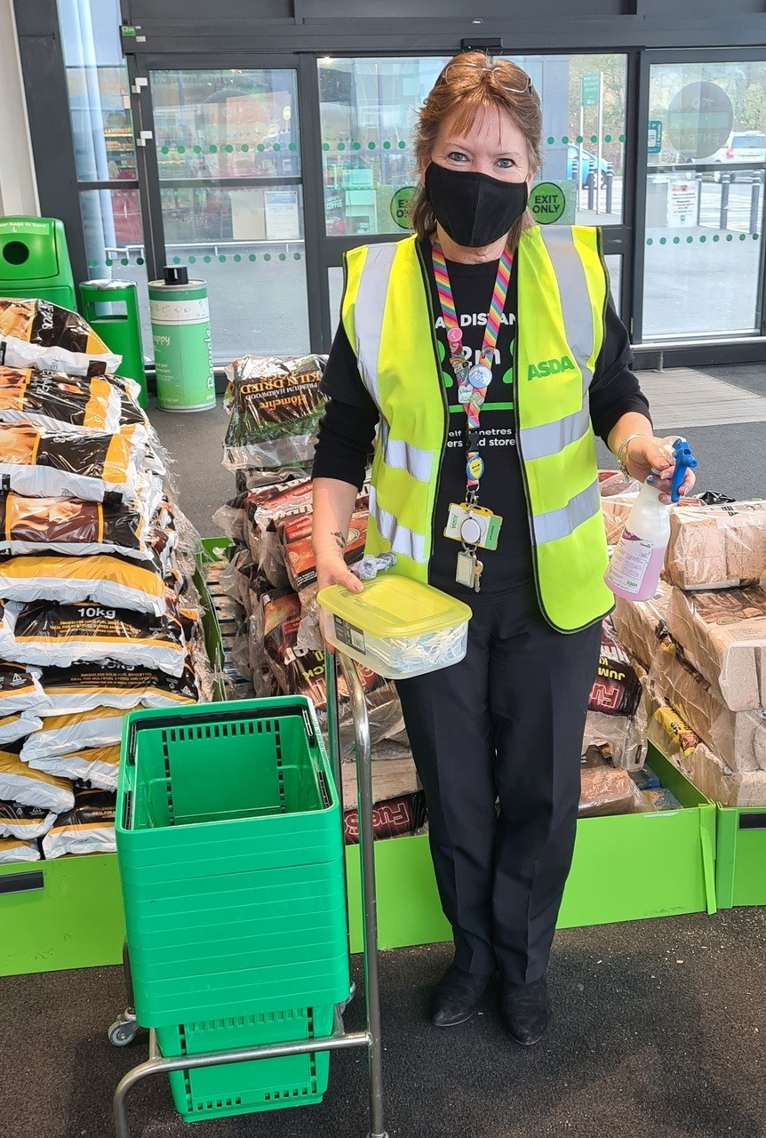 Supporting our store | Asda Newport Isle of Wight