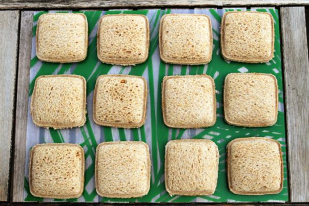 DIY No-Crust Sandwiches