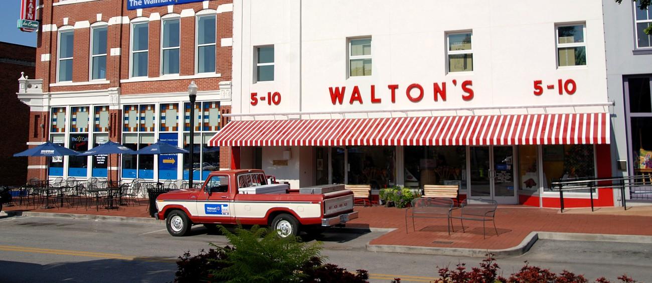 A Brief History of Walmart